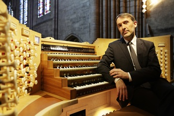 Last Organist to Play Notre Dame Cathedral's Organ Hosts Concert in DC