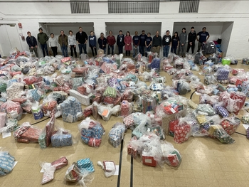 Angel Tree Angels Provide 2,000+ Gifts to 500 Kids and 171 Families