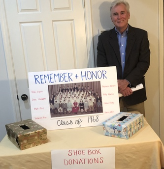 Raising $1,200+ Honoring Deceased Members of the SAA Class of 1968