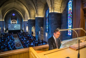500+ Concert with Olivier Latry, Last Organist to Play Notre Dame Cathedral's Grand Organ