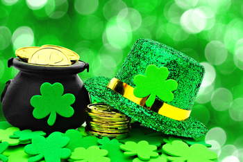 CANCELED: Youth Program: St. Patrick's Potluck with Parents & Talent Show!