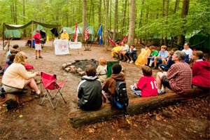 Catholic Family Campout Weekend
