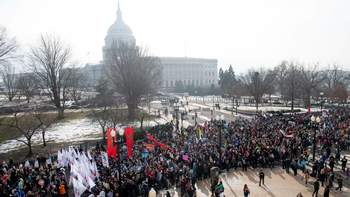 Youth: Rally, Mass and March for Life