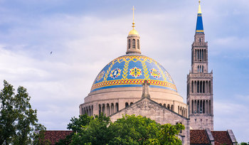 Youth and Parents: Tour the Basilica of the National Shrine