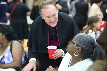 Mass to Commemorate the 30th Ordination Anniversary of our Pastor, Msgr. James Watkins
