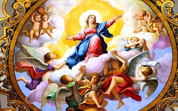 Solemnity of the Assumption of the Blessed Virgin Mary - Holy Day of Obligation