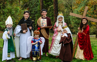 Youth Program: All Souls Day Costume Party