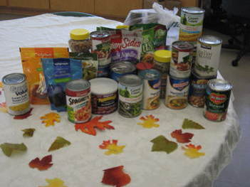 Youth Program: Meal Prep & Food Sorting for Holy Name Parish Pantry