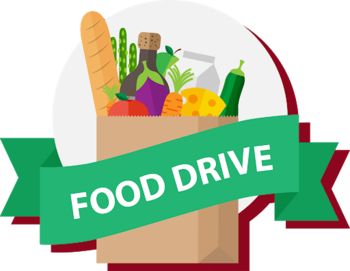 Contactless Food Drive: Help Us Feed 800+ Families this Month!