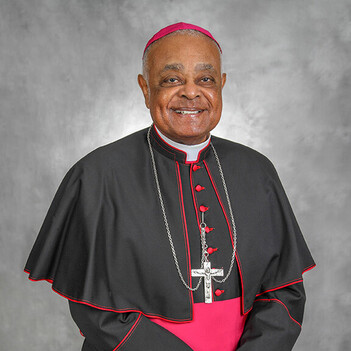 Cardinal Gregory's Op-Ed in the Washington Post