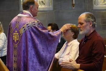 First Friday Mass of the Anointing of the Sick with Holy Oil