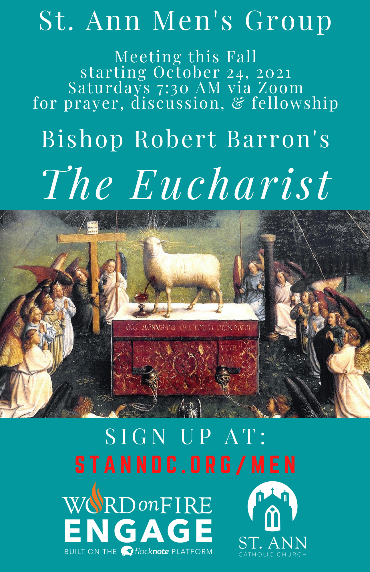 Dive Deeper into the Spiritual Meaning of the Mass with Bishop Robert Barron: