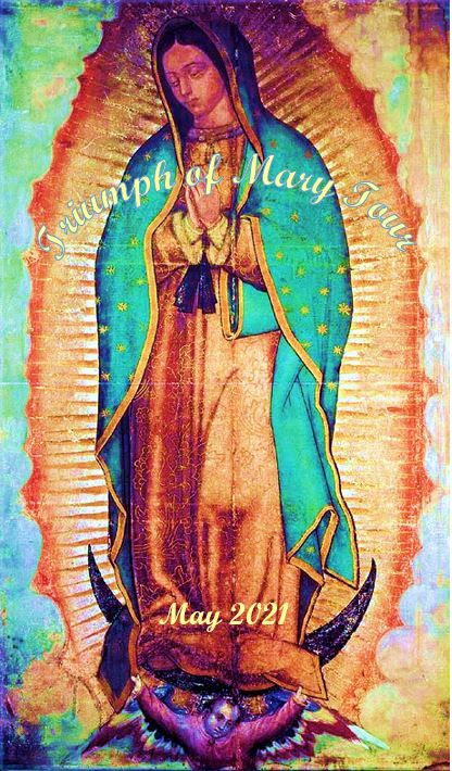 Our Lady of GuadalupeMissionary Image Visitationassociated with miracles & healings!