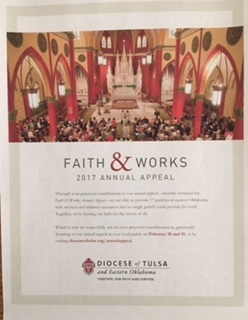 Faith & Works 2017 Annual Appeal