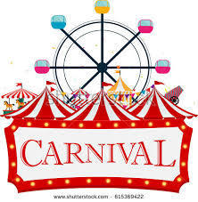 CARNIVAL IS COMING!! SAVE THE DATE JUNE 7, 8 & 9, 2018