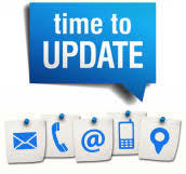 Update your Contact Information and keep connected - Let us know if you ......