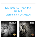 No Time to Read the Bible? Listen on Formed