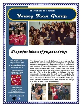 Young Teen Group