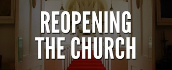 CHURCH OPENINGS | APERTURAS DE LA IGLESIA
