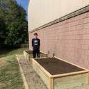 Junior Jacob Walther's Eagle Scout Project