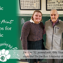 "Elyria Catholic Alumni are ""Leaving their Print"" in Scholarships for Elyria Catholic Students"
