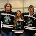 Panther Hockey Players Recognized