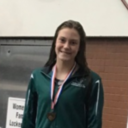Katie Susi Advances to State Championship /Awesome Year for Diving & Swimming Team