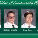 Pillar of Community Award Recipients