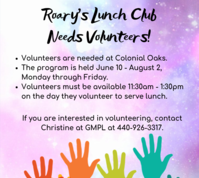 Service Hour Opportunities