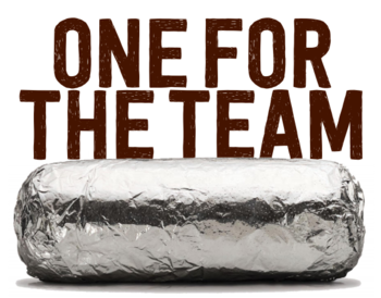 Chipotle Night for EC.EXE Robotics Team on August 12
