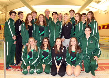 Panthers Swimming & Diving Advances to District Tournament