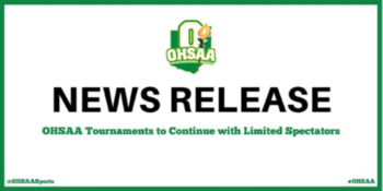 Press Release from OHSAA Re: Girls State Basketball Tournament