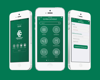 Introducing the ECHS app