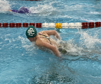 Katie Susi '22 Makes a Splash at State