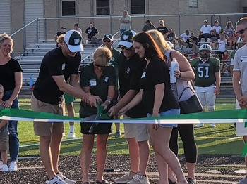 ICYMI - Ribbon Cutting Celebration & First Home Game