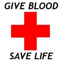 Blood Drive in the Social Hall