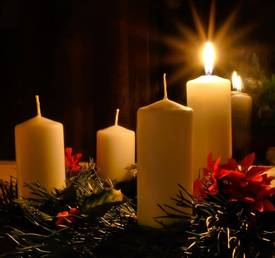 Advent by Candlelight on December 12th