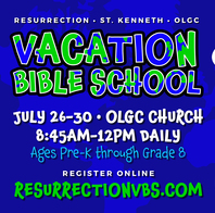 2021 In-Person VBS!