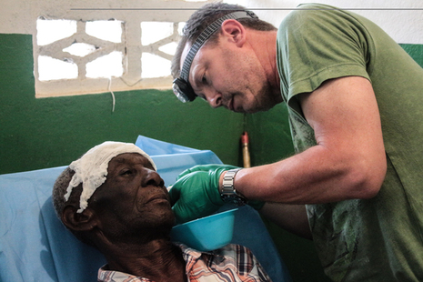 Healthcare in Haiti