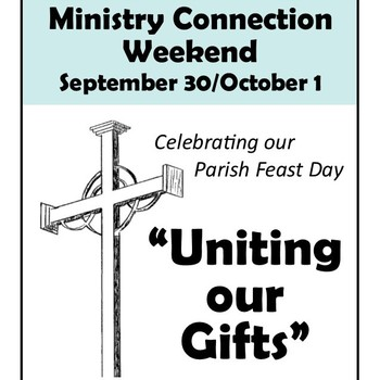 Ministry Connection Weekend: Where is God Calling you to Serve?