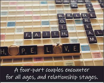 COUPLES ADVENT ENCOUNTER Morning of HOPE: Saturday, December 8