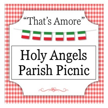 RSVP for the Parish Picnic: Saturday, August 18!!