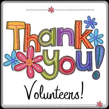 VOLUNTEER APPRECIATION Night: Friday, May 18 at 6:30pm