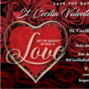 St. Cecilia Valentine's Dinner - Presented by the St. Cecilia Knights of Columbus