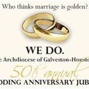25/50th Wedding Anniversary Jubilee Mass