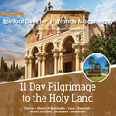 11 Day Pilgrimage to the Holy Land