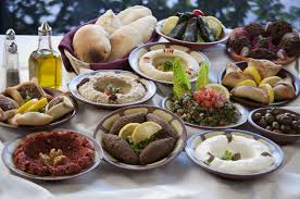 Authentic Lebanese Dinner