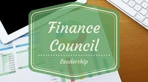 Finance Council Workshop