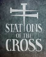 Mass + Stations of the Cross + Reconciliation + Divine Mercy Chaplet