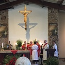 About Live streaming the Sunday Mass...